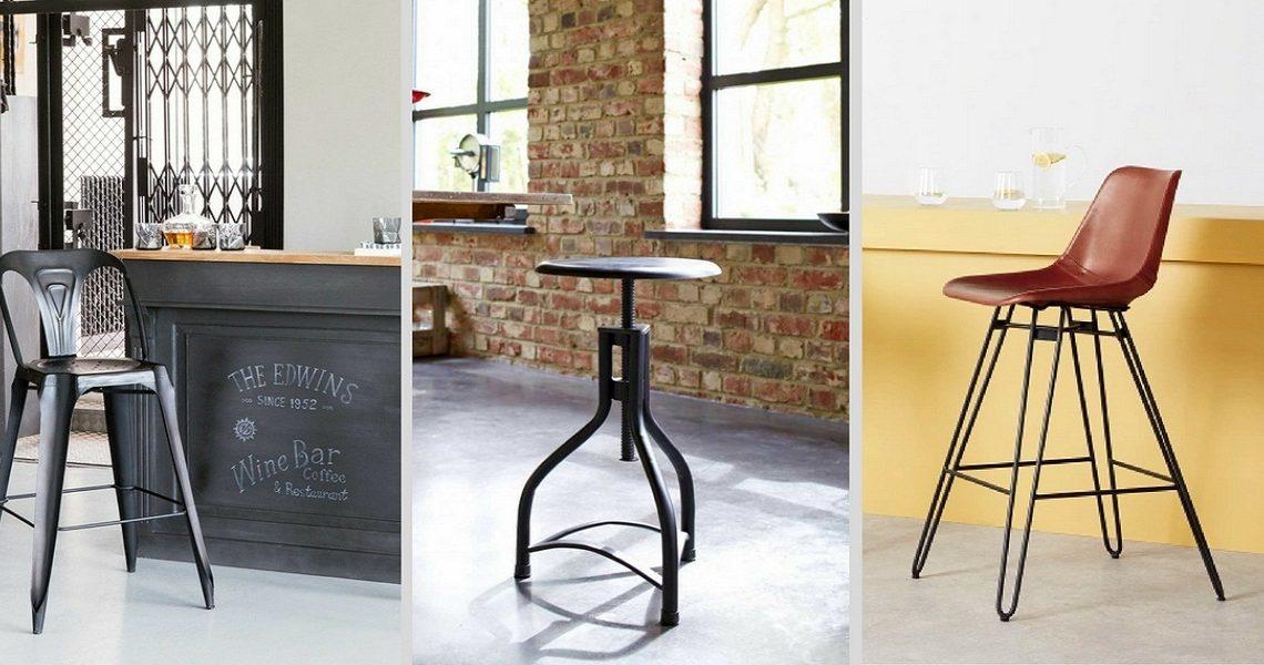 Tabouret de bar : du mobilier vintage de nouveau à la mode !