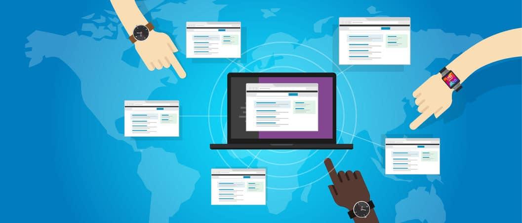 Comment travailler le maillage internet de son site ?